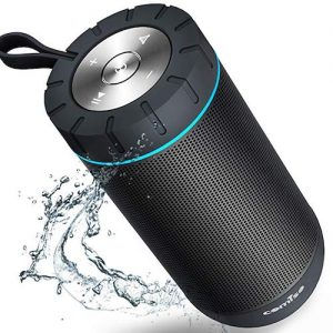 COMISO Waterproof Bluetooth Speakers