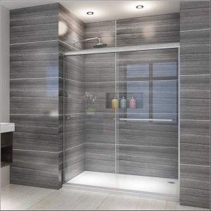 ELEGANT SHOWERS Sliding Shower Door