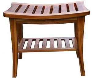 Ala Teak Indoor-outdoor Waterproof Bench
