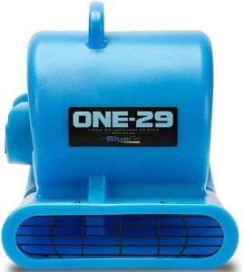 BlueDri One-29 1 of 3HP Heavy Duty Air Mover