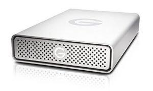 G-Technology Desktop External Hard Drive