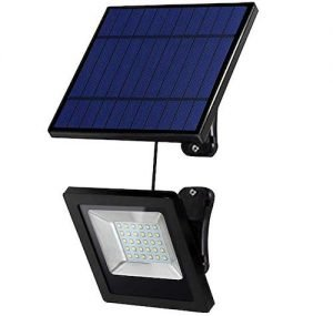 Hikeren IP65 Solar Lights Outdoor