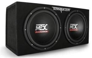 MTX Audio TNE212D Terminator Series