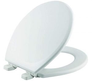 Mayfair Toilet Seat with Slow Close