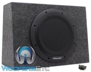 Pioneer TS-WX1210A active subwoofer