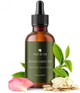 Tree to Tub Anti-Aging Night Serum