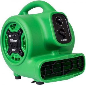 XPOWER P-230AT Mini Mighty Utility Air Mover