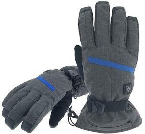 Aroma Season Rechargeable Heated Gloves