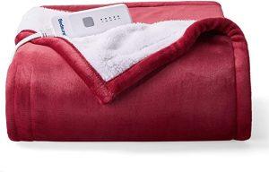 Bedsure Heated Blanket Electric Throw