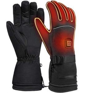 CLISPEED Winter Heated Gloves