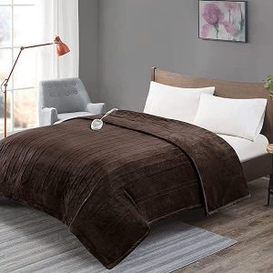 Degrees Of Comfort Microplush Electric Blanket