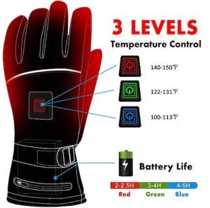 Greensha Electric Heated Gloves