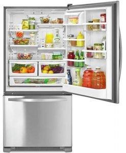Kenmore Elite 2 Door Bottom Refrigerator
