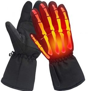 MMlove Men Woman Electric Gloves