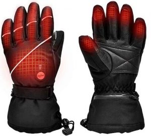 SNOW DEER Upgraded Heated Gloves