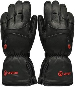Savior Heat Electric Gloves