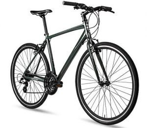 6KU Canvas Hybrid Bike for Women