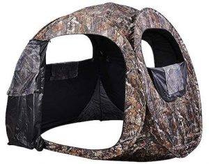 AW Pro Pop Up Hunting Blind Tent