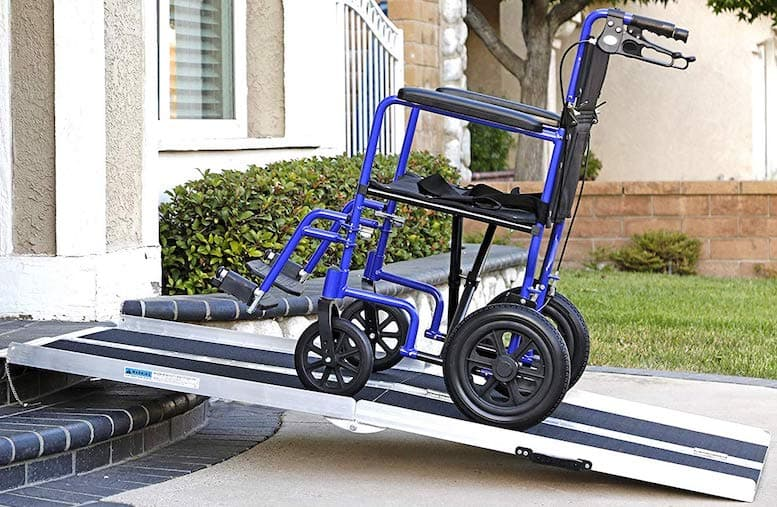 Best Portable Wheelchair Ramps Review