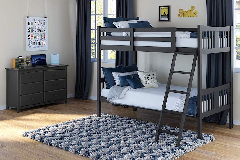 Best Solid Wood Bunk Beds Review