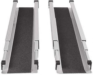 DMI Portable Wheelchair Ramp