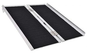 Goplus Wheelchair Ramps