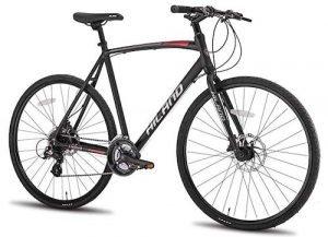 Hiland Aluminum Hybrid Bikes for Women