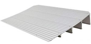 Rage Powersports  Aluminum Threshold Ramp