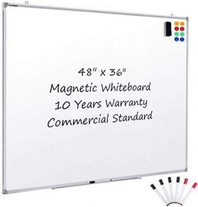Tankee Magnetic Dry Erase Board