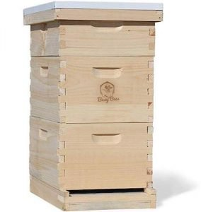 Amish Made in USA Complete Bee Hive