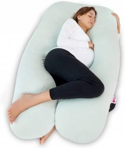 Meiz 55 U Shaped Pregnancy Pillow