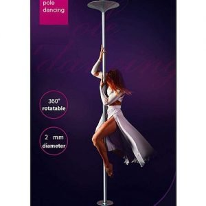 Topeakmart Portable Professional Stripper Pole