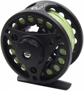 Croch Fly Fishing Reel