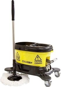 CycloMop Commercial Spinning Spin Mop