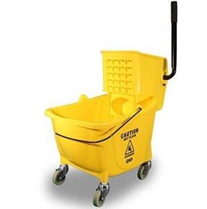 Genuine Joe GJO02347 Side Press Wringer Mop Bucket