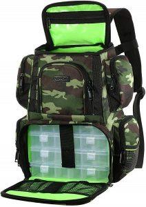 Lixada Fishing Tackle Backpack