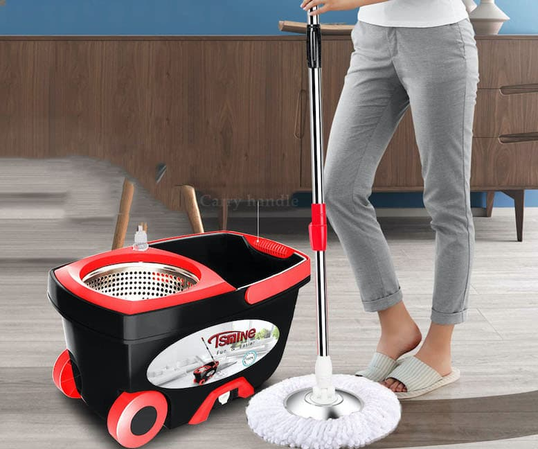 Best Commercial Mop Buckets Review