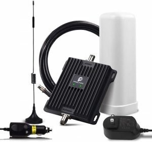 P Proutone Cell Phone Signal Booster for cars and trucks