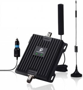P Proutone Cell Phone Signal Booster for Car, Truck and RV