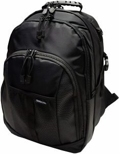 TackleTime fishing backpack