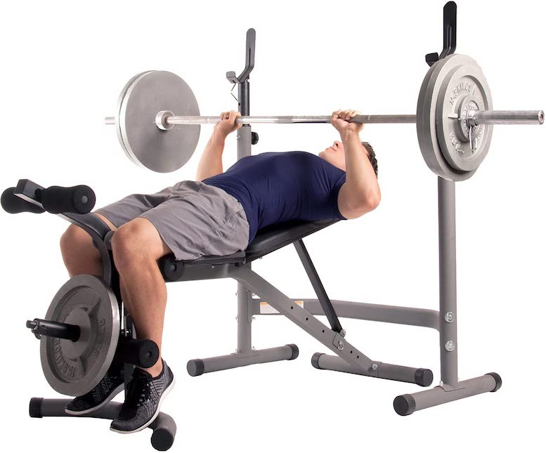 Best Home Gym Weight Benches Reviews