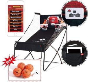 Sportcraft Basketball Double Hoop Arcade Game