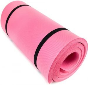 Cloud Ultra-Thick 1 In Yoga and Exercise Mat