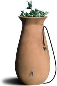 Algreen Products Cascata Rain Barrel