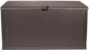 Barton Deluxe 120 Gallon Outdoor Deck Box