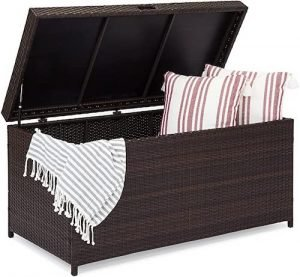 Best Choice Products Outdoor Wicker Patio Furniture Deck