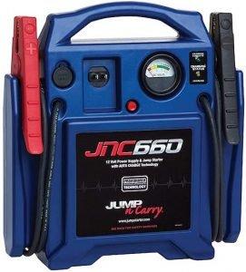 Clore Automotive JNC660 1700 Peak Amp Jump Starter