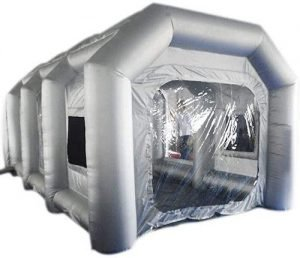 DNYSJ Inflatable Paint Booth