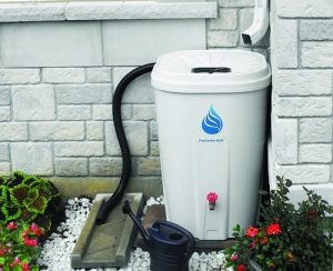 Enviro World EWC-10 FreeGarden Rain Barrel