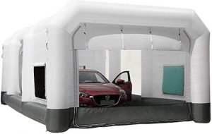 Gorillas Pro Inflatable Spray Booth